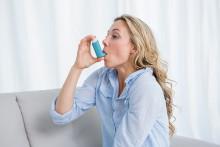 Digitalt stöd och behandling framgångsrikt vid astma