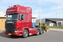 Ny Scania med udvidet drivlinedækning til Alex Nielsen