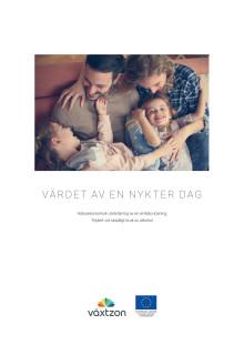 Hälsorapport - Värdet av en nykter dag