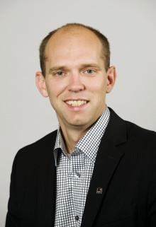 Ny Regionchef på Veidekke Bostad i Mälardalen