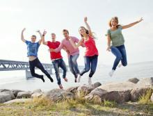 Sundselever speeddejtar företagare fredagen den 12 april