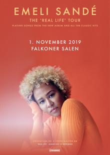 Emile Sandé til København 1. november!