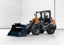 Många nyheter från Hitachi när Delvator storsatsar på Maskinmässan
