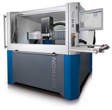 DATRONs M10 Pro är kraftfull, exakt och lönsam - Uppnå lönsamhet redan vid den första frästa detaljen.