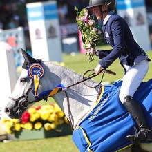 Nytt system för unghästkval till Falsterbo Horse Show