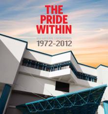 DSO's 40th Anniversary Commemorative Book - The Pride Within