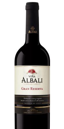 Spanska Viña Albali utmanar italienska vintrenden