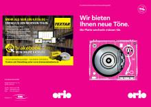 Orio Imagebroschüre