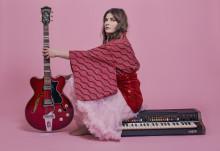 Jennie Abrahamsons musik rymmer hela världar