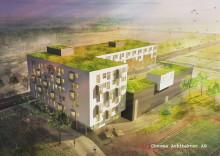 Pressinbjudan: Spadtag för ny sporthall och 420 nya bostäder