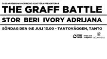 The Graff Battle - Tantoväggen, Tanto