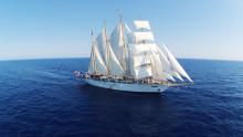 Opplev segling og sjøliv over flere dager -med en transatlantisk krysning