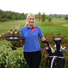 Örebro City Golf & Country Club sänker sitt handicap med Sodexo