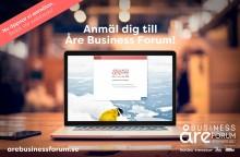 Nu kan du anmäla dig till Åre Business Forum 29-31 mars 2017!