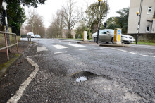RAC sees second quarter 'pothole breakdowns' hit three-year high