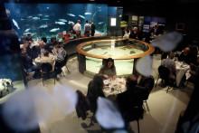 Østers på Fiskeri- og Søfartsmuseet