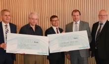 Bayernwerk spendet für Hochwasseropfer im Landkreis Rottal-Inn