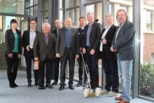 Baustein einer starken Kooperation: Bad Wünnenberg und Westfalen Weser Netz knüpfen NetzWerk