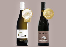 Prisbelönade viner från hjärtat av Rhônedalen