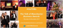 Finegreen nominated for Best Recruitment Agency at the Talk of Manchester Business Awards