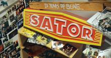 Sator + Imperial State Electric till Frimis Salonger den 3/11!