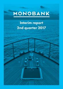 Monobank Q2 2017 Report