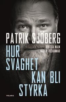 Patrik Sjöberg signerar sin nya bok
