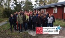 Iterio – en av Sveriges bästa arbetsplatser