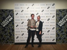 Scandic To Go vinner Bronze Pencil i reklamtävlingen One Show