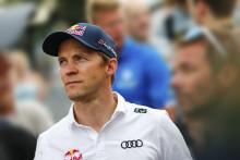 Avesta hyllar sin världsmästare Mattias Ekström