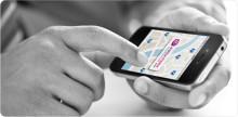 EasyParks Smartphone App når topplista