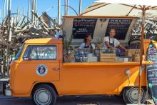Premiär för Malmö Food Truck Festival i Magistratsparken