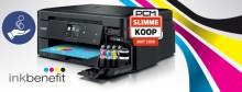 L'imprimante tout-en-un jet d'encre DCP-J785DW de Brother reçoit le logo Slimme Koop (Achat Intelligent) de PCM