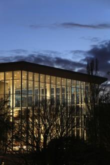 Spelhäng på Stadsbiblioteket i Malmö