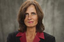 Författaren Susanna Alakoski på Lokstallarna