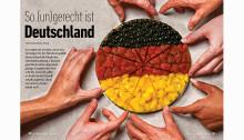 Repräsentative Umfrage: So (un)gerecht ist Deutschland