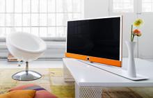 Ny Loewe-TV med personlighet och fantastiskt ljud