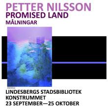 Lindesbergs Konstförening inleder hösten med Promised Land