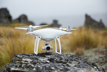 DJI Commends UK Government's Positive Action to Nurture the Drone Industry