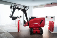 Yanmar Unveils its Exciting New eFuzion Concept at bauma