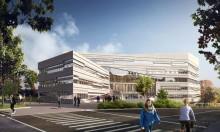 Segerstedthuset invigs och öppnar för besökare