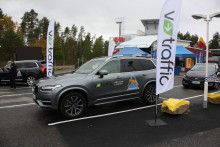 V-Traffic and Volvo Car Finland collaborate to reduce animal-vehicle collision hazard