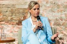   BdS-Präsidentin Sandra Mühlhause bei BDA-Werkstattgespräch