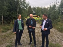 Ny ambulansstation ska rädda fler liv – viktig satsning för Lekeberg och södra länsdelen