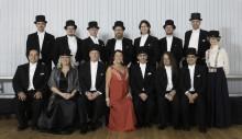 En dansande professor! Cecilia Björklund Dahlgren installerad som professor i danspedagogik