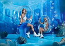 A dream comes true: Valentina und Cheyenne Pahde sind die Gesichter der HOLIDAY ON ICE Show ATLANTIS