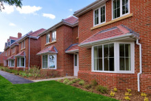 New builds at highest level since 2007