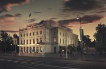 Ökande intresse för scenkonst på Stora Teatern