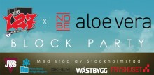 Mitt 127 x NOBE aloe vera - Blockparty