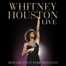 Whitney Houston Live: Her Greatest Performances släpps 10 november